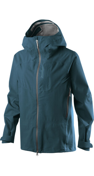 """Houdini W's Ascent Ride Jacket Abyss Green"""